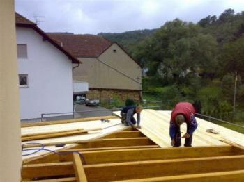 Dachbegrunung Flachdach Fachdachbegrunung Bauen
